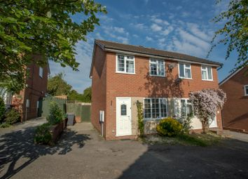 Thumbnail 2 bed semi-detached house to rent in Poplar Close, Haverhill