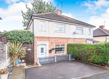 Thumbnail 2 bed semi-detached house for sale in Helena Crescent, Leicester