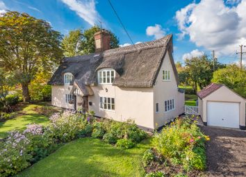 Thumbnail 3 bed detached house for sale in Hartest, Bury St Edmunds, Suffolk