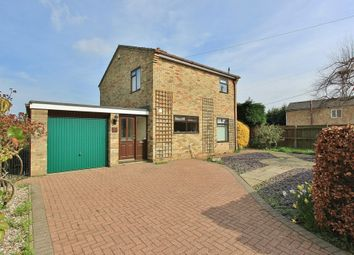 Thumbnail 3 bedroom detached house for sale in Hilton Street, Over, Cambridge
