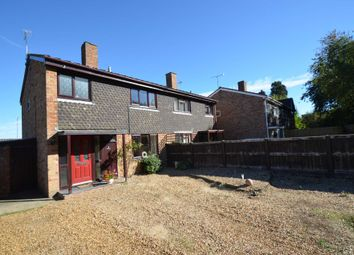 Thumbnail 3 bed semi-detached house for sale in Bowles Place, Woughton On The Green, Milton Keynes
