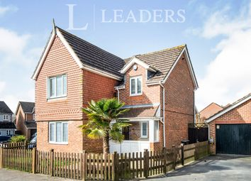 Thumbnail 5 bed detached house to rent in De Burgh Gardens, Tadworth
