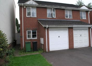 Thumbnail 3 bed semi-detached house for sale in Overend Road, Halesowen