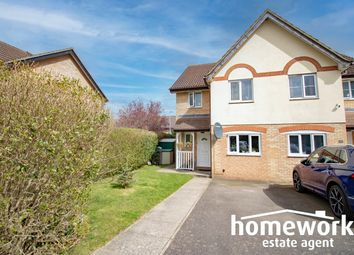 Thumbnail 3 bed semi-detached house for sale in Brunswick Close, Toftwood