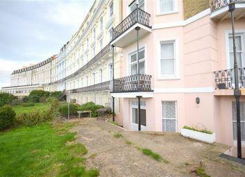 Thumbnail 1 bedroom flat for sale in Royal Crescent, Margate, Kent