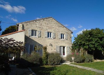 Thumbnail 3 bed barn conversion for sale in Chef-Boutonne, Deux-Sevres, 79110, France