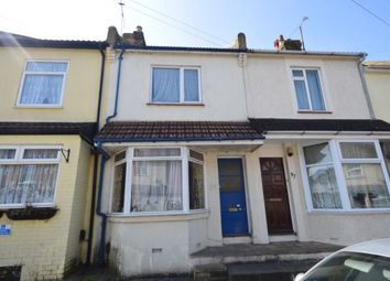 Thumbnail 3 bedroom terraced house for sale in Charter Street, Gillingham