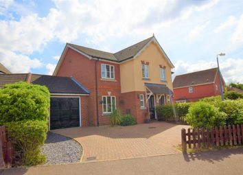 Thumbnail 3 bed semi-detached house to rent in Titus Way, Colchester