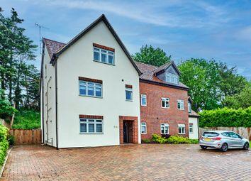 Thumbnail 3 bed flat for sale in Arden Court, Arden Grove, Harpenden, Hertfordshire