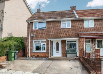 Thumbnail 3 bed end terrace house for sale in King Arthurs Road, Exeter