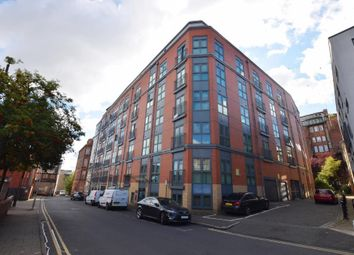 Thumbnail 1 bed flat for sale in The Habitat, Woolpack Lane, Nottingham