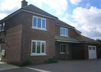 Thumbnail 5 bedroom detached house to rent in Water Lane, Oakington, Cambridge