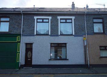 Thumbnail 4 bed terraced house for sale in Wyndham Street, Tynywedd