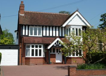 Thumbnail 4 bed detached house to rent in Widney Road, Bentley Heath, Solihull
