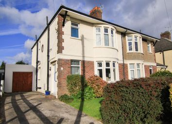 Thumbnail 3 bedroom semi-detached house for sale in Athelstan Road, Whitchurch, Cardiff