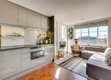 Thumbnail 1 bed flat for sale in The Grampians, Shepherds Bush Road, London