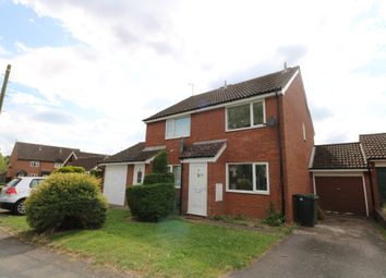 Thumbnail 2 bed semi-detached house to rent in Vinces Road, Diss, Norfolk