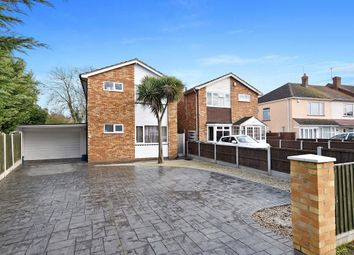 Thumbnail 4 bed detached house for sale in Lambeth Road, Eastwood, Leigh-On-Sea