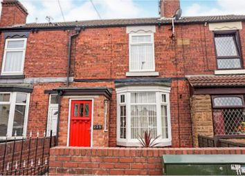Thumbnail 2 bedroom terraced house for sale in Bentley Road, Bentley, Doncaster