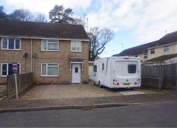 Thumbnail 3 bedroom semi-detached house for sale in Brummel Close, King's Lynn