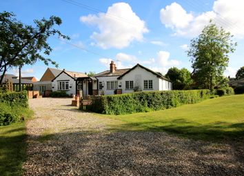 Thumbnail 4 bed detached bungalow for sale in Homelands, Smiths Green, Takeley, Bishop's Stortford, Essex