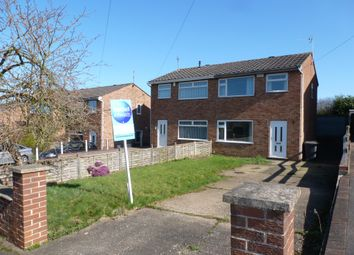 Thumbnail 3 bedroom semi-detached house for sale in Atherfield Gardens, Eastwood, Nottingham