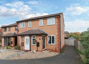 Thumbnail 2 bed semi-detached house for sale in Knowesley Close, The Oakalls, Bromsgrove