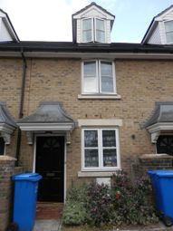 Thumbnail 3 bed terraced house for sale in Banfield Road, London