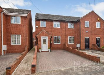 Thumbnail 3 bed property for sale in Coronation Road, Brimington, Chesterfield