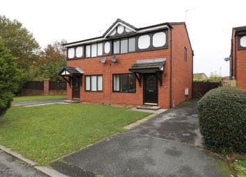 Thumbnail 2 bed semi-detached house for sale in Llandaff Close, Great Sutton, Ellesmere Port