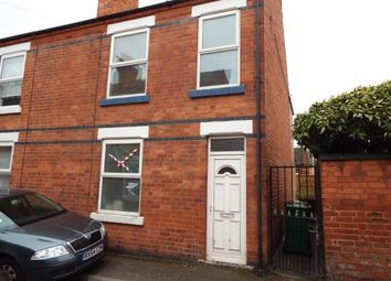 Thumbnail 3 bed end terrace house for sale in Marlow Avenue, Nottingham, Nottinghamshire