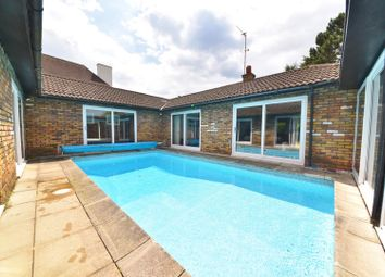 Thumbnail 5 bed detached bungalow for sale in Nightingale Road, Hampton