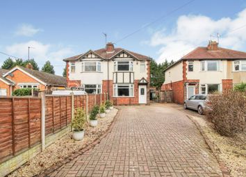 Thumbnail 2 bed semi-detached house for sale in Swarkestone Road, Barrow-On-Trent, Derby