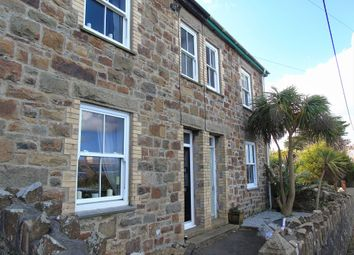 Thumbnail 3 bed terraced house for sale in Connor Hill, Connor Downs, Hayle, Cornwall.