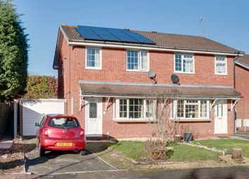 Thumbnail 3 bed semi-detached house for sale in Bilbury Close, Redditch