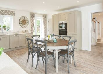 "Thumbnail 5 bed detached house for sale in ""The Stort"" at Waterbutt Row, Cambridge Road, Quendon, Saffron Walden"