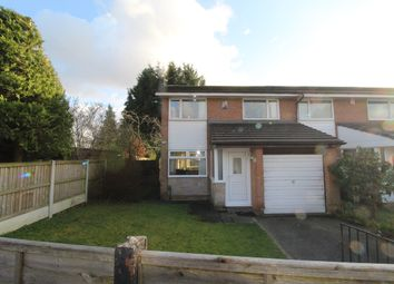 3 bed semi-detached house for sale in Bembridge Drive, Bolton BL3