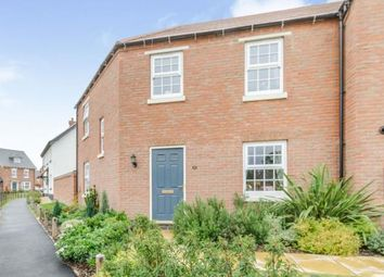 Thumbnail 3 bed semi-detached house for sale in Teasel Close, Queniborough, Leicester, Leicestershire
