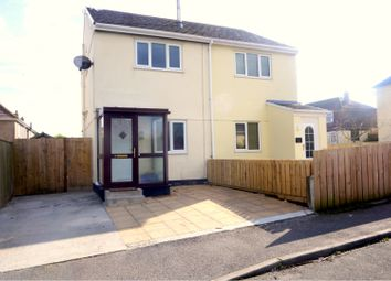 Thumbnail 2 bed semi-detached house for sale in Lodenek Avenue, Padstow