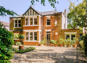Thumbnail 4 bed detached house to rent in Coppice Avenue, Great Shelford, Cambridge