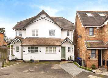 Thumbnail 3 bed semi-detached house for sale in The Spinney, Beaconsfield