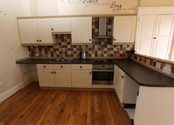 Thumbnail 3 bed maisonette to rent in Durnford Street, Stonehouse, Plymouth