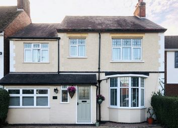 Thumbnail 4 bed detached house for sale in Huncote Road, Stoney Stanton, Leicester