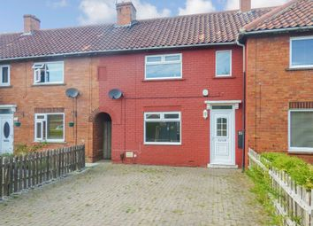 Thumbnail 2 bed terraced house to rent in Coronation Crescent, Yarm