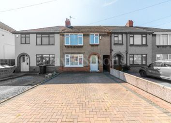 Thumbnail 3 bedroom terraced house for sale in Thompson Avenue, Newport, Gwent.