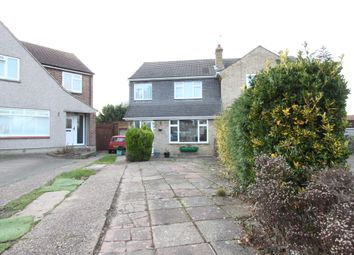 Thumbnail 3 bed semi-detached house to rent in Highcombe Close, Mottingham, London