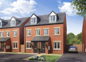 "Thumbnail 3 bed semi-detached house for sale in ""The Souter"" at Boughton Green Road, Northampton"