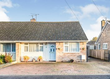 Thumbnail Semi-detached bungalow for sale in Mere Dyke Road, Steventon, Abingdon