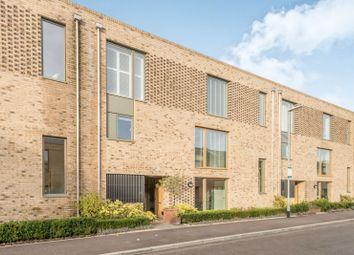 Thumbnail 3 bed terraced house to rent in Ellis Road, Trumpington, Cambridge