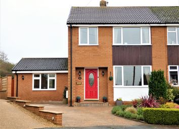 Thumbnail 3 bed semi-detached house for sale in Hillcrest Road, Kelsall, Tarporley